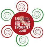 Decanter Great Italian Fine Wine Encounter