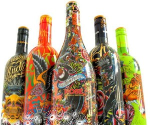 Christian Audigier's Champagne and Fine WIne Collection