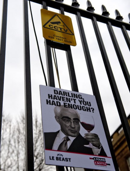 UK wine trade protests tax hike