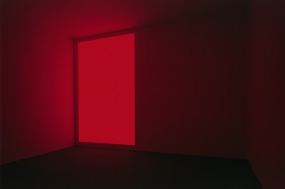 James Turrell - Jadito, red, 1968
