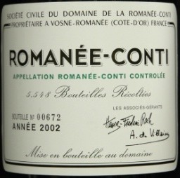 Domaine de la Romanee Conti