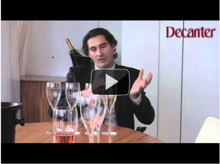 Benoit Gouez of Moet &amp; Chandon 