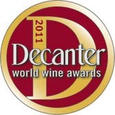 Decanter World Wine Awards 2011