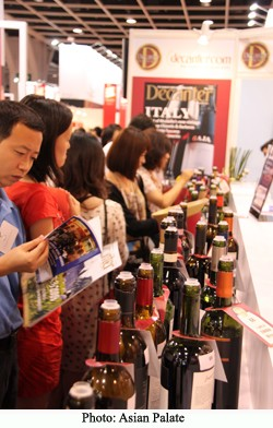 hong kong Vinexpo