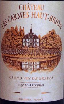 Chateau Carmes Haut-Brion