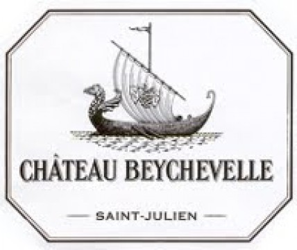 Chateau Beychevelle label