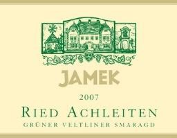 Josef Jamek winery