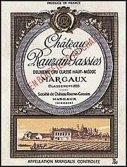 Chateau Rauzan-Gassies