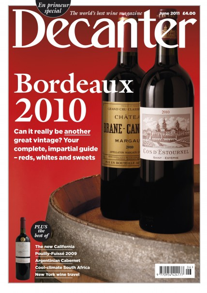 Decanter Magazine June 2011