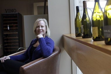 Oregon Wine Board boss Jeanette Morgan
