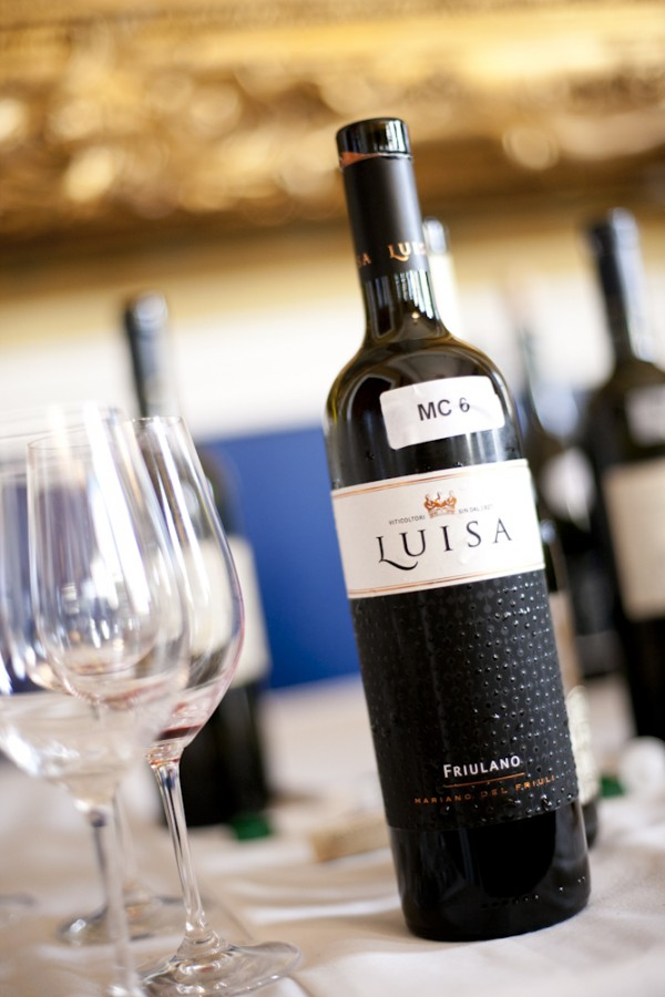 Decanter's Fruili Trade Tasting
