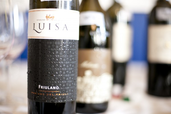 Decanter&#039;s Fruili Trade Tasting