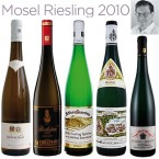 mosel riesling 2010, riesling