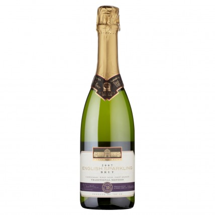 Sainsbury's English Sparkling Brut 2007