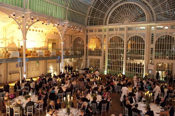 Royal Opera House Wine Gala Dinner 2012