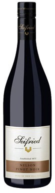 Seifried New Zealand Pinot Noir 2009, NZ 2009, pinot noir 2009,