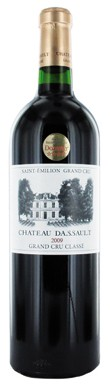 Chateau Dassault St Emilion 2009