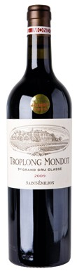Chateaui Troplong Mondot St Emilion 2009