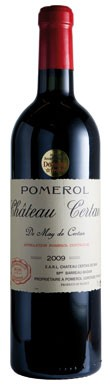 Pomerol 2009 Chateau Certain De May