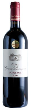 Pomerol 2009 Chateau Grand Beausejour