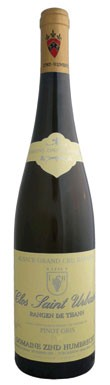 Domaine Zind Humbrecht, Clos St Urbain Pinot Gris