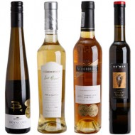 Top five new world sweet wines