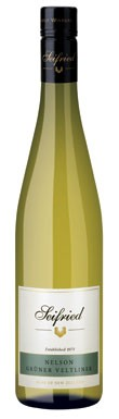 New Zealand whites, Seifried Gruner Veltliner