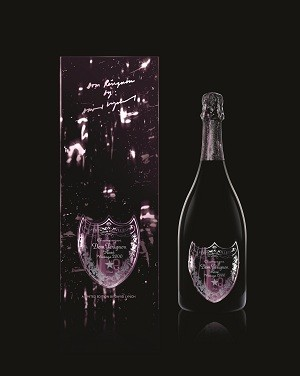 David Lynch Dom Perignon