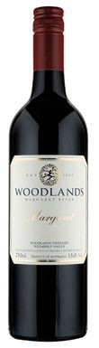 Bordeaux blends, Woodlands Margaret Reserve 2008