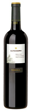 Bordeaux blends, Altocedro Reserva 2009