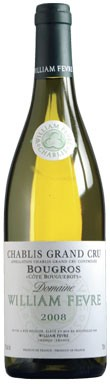 Domaine William Fevre, Grand Cru Chablis 2008, chablis, chablis 2008,