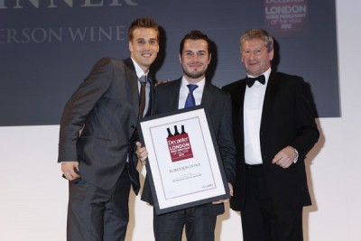 Roberson Wine wins London Wine Merchant of the Year
