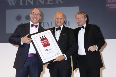Vini Italiani wins Innovative Wine Merchant of the Year