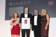 Marks &amp; Spencer wins Supermarket of the Year