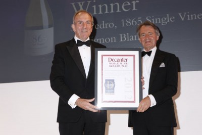 San Pedro wins a DWWA International Trophy