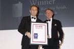 Leyda wins a DWWA International Trophy