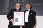 Fernando de Castilla wins a DWWA International Trophy