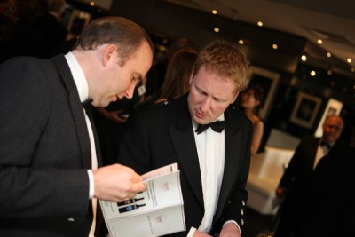 DWWA Presentation Dinner 2012