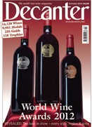 DWWA October issue cover homepage