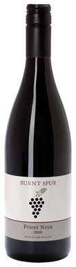 new zealand pinot noir 2010, Burnt Spur