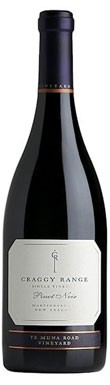 new zealand pinot noir 2010, Craggy Range Te Muna Road
