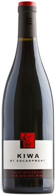 new zealand pinot noir 2010, Escarpment