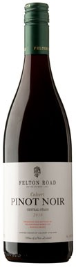 new zealand pinot noir 2010, Felton Road.