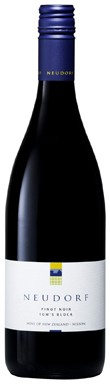 new zealand pinot noir 2010, Neudorf Tom's Block