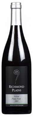 new zealand pinot noir 2010, Richmond Plains