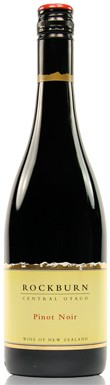 new zealand pinot noir 2010, Rockburn