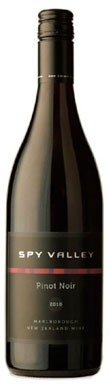 new zealand pinot noir 2010, Spy Valley