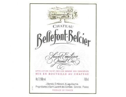 Chateau Bellefont Belcier