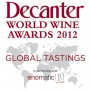 Global tastings