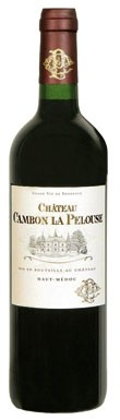 weekday wines, Cambon La Pelouse 2008